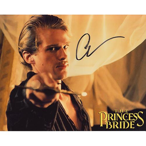 "Cary Elwes Autographed 8""x10"" (The Princess Bride)"