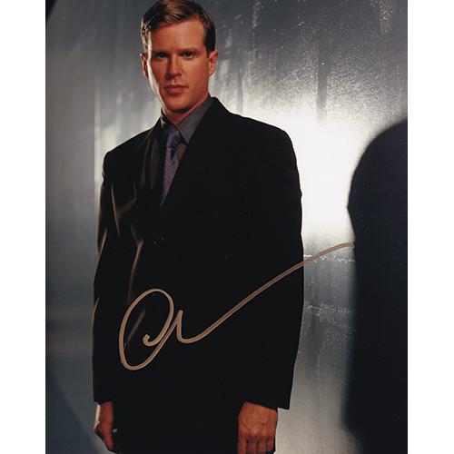 """Cary Elwes Autographed 8""""x10"""" (Suit)"""