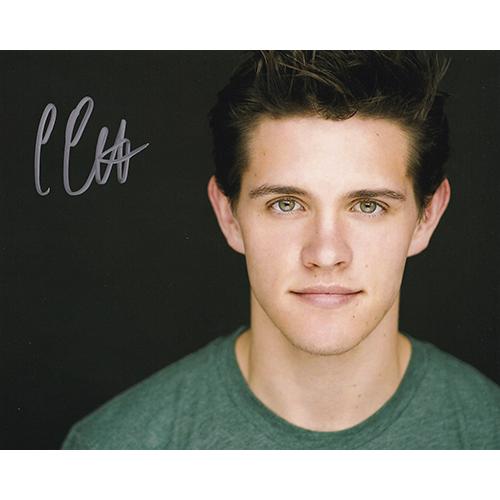 """Casey Cott Autographed 8""""x10"""" (Riverdale)"""