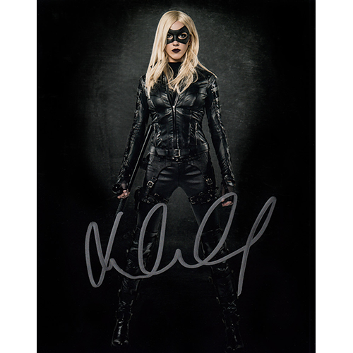 "Katie Cassidy Autographed 8""x10"" (Arrow)"