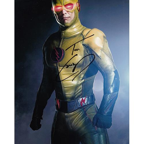 "Tom Cavanagh Autographed 8""x10"" (The Flash)"