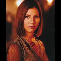 "Charisma Carpenter Autographed 8""x10"" (Buffy1)"
