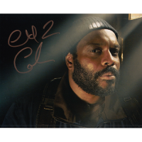 """Chad Coleman Autographed 8""""x10"""" (Walking Dead 1)"""