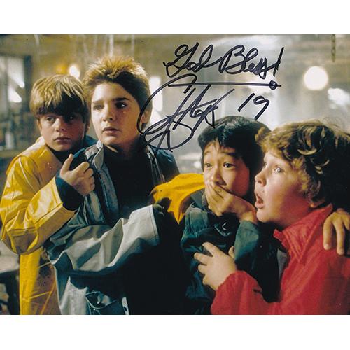 "Corey Feldman Autographed 8""x10"" (The Goonies)"