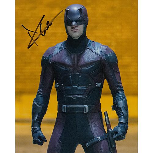 "Charlie Cox Autographed 8""x10"" (Daredevil)"