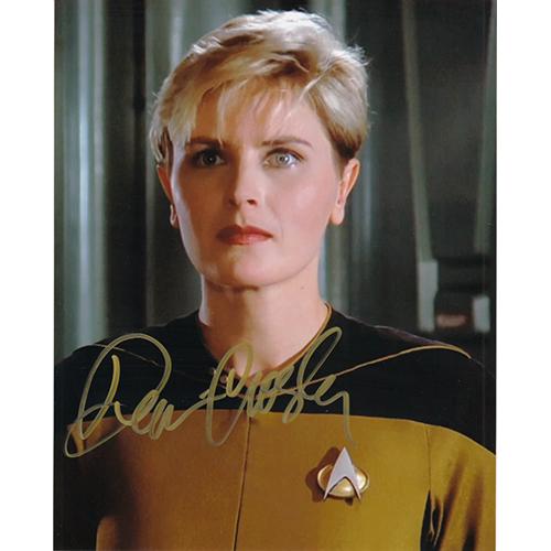 "Denise Crosby Autographed 8""x10"" (Star Trek: The Next Generation)"