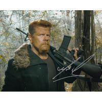 "Michael Cudlitz Autographed 8""x10"" (The Walking Dead)"