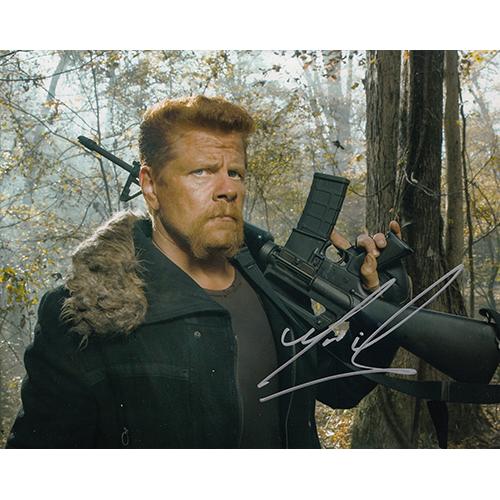 "Michael Cudlitz Autographed 8""x10"" (The Walking Dead)"