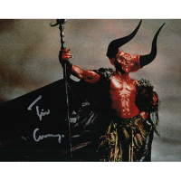 "Tim Curry Autographed 8""x10"" (Legend)"