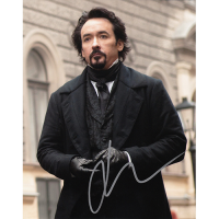 """John Cusack Autographed 8""""x10"""" (The Raven)"""