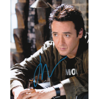 """John Cusack Autographed 8""""x10"""" (Must Love Dogs)"""