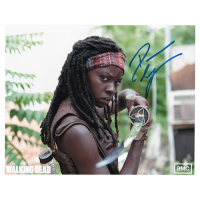 "Danai Gurira Autographed 8""x10"" (The Walking Dead)"