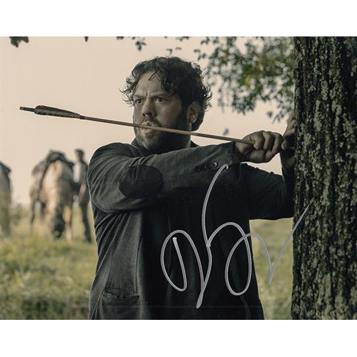 """Dan Fogler Autographed 8""""x10"""" (Walking Dead)"""