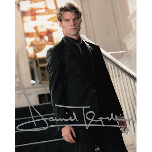 "Daniel Gillies Autographed 8""x10"" (The Originals)"