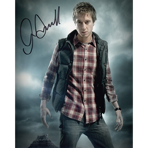 """Arthur Darvill Autographed 8""""x10"""" (Doctor Who)"""