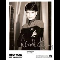 "Nicole DeBoer Autographed 8""x10"" (Star Trek: Deep Space Nine)"