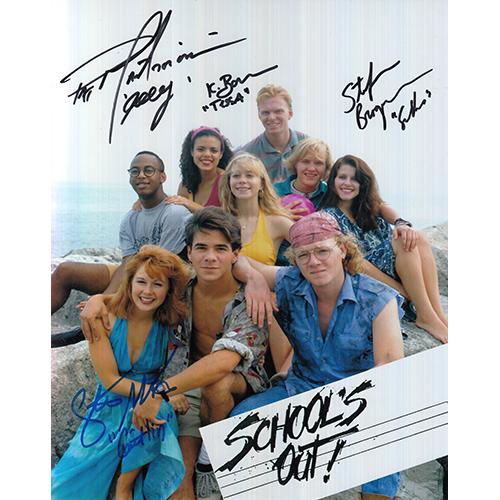 "DeGrassi Cast Autographed 8""x10"" (DeGrassi)"