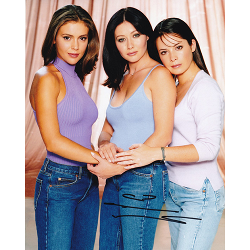 """Shannen Doherty Autographed 8""""x10"""" (Charmed 1)"""
