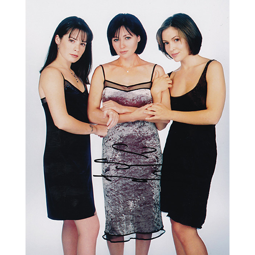 """Shannen Doherty Autographed 8""""x10"""" (Charmed 2)"""