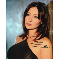 """Shannen Doherty Autographed 8""""x10"""" (Charmed 4)"""