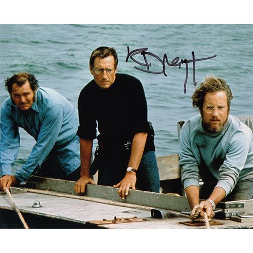"Richard Dreyfuss Autographed 8""x10"" (Jaws)"