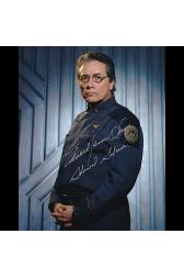 "Edward James Olmos Autographed 8""x10"" (Battlestar Galactica)"