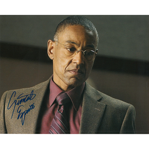 "Giancarlo Esposito Autographed 8""x10"" (Breaking Bad)"