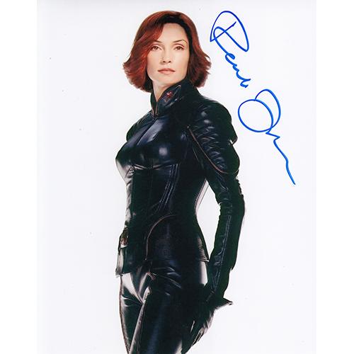 """Famke Janssen Autographed 8""""x10"""" (X-Men)"""