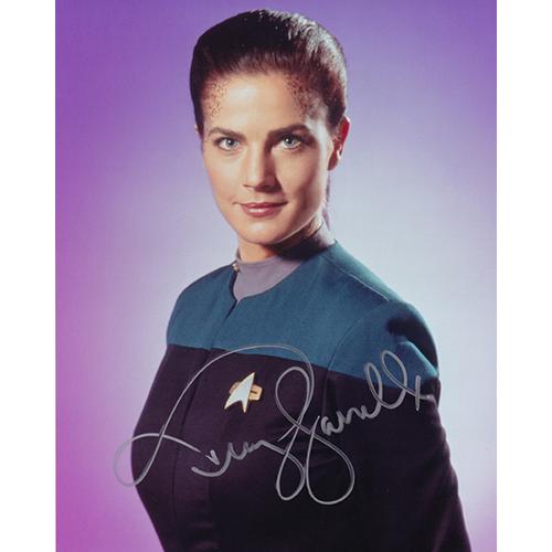 "Terry Farrell Autographed 8""x10"" (Star Trek DS9 1)"