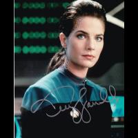 "Terry Farrell Autographed 8""x10"" (Star Trek DS9 2)"