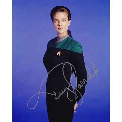 "Terry Farrell Autographed 8""x10"" (Star Trek DS9 4)"