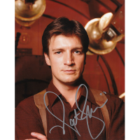 "Nathan Fillion Autographed 8""x10"" (Firefly)"