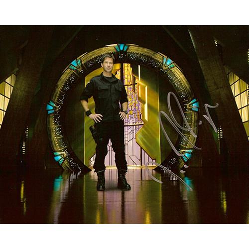 "Joe Flanigan Autographed 8""x10"" (Stargate Atlantis)"