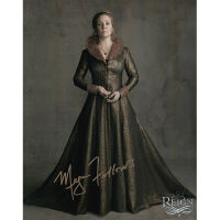 "Megan Follows Autographed 8""x10"" (Reign)"