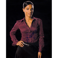 "Freema Agyeman Autographed 8""x10"" (Law & Order: UK)"
