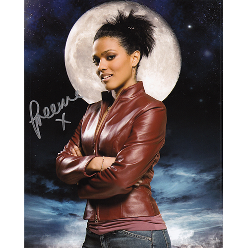 "Freema Agyeman Autographed 8""x10"" (Doctor Who)"