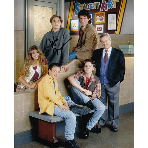 """Will Friedle Autographed 8""""x10"""" (Boy Meets World)"""
