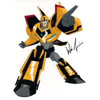 """Will Friedle Autographed 8""""x10"""" (Transformers: Prime)"""