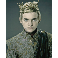 "Jack Gleeson Autographed 8""x10"" (Game of Thrones)"