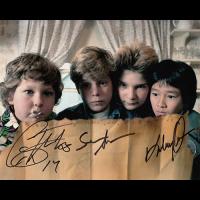 "Goonies Cast Autographed 8""x10"" (The Goonies)"