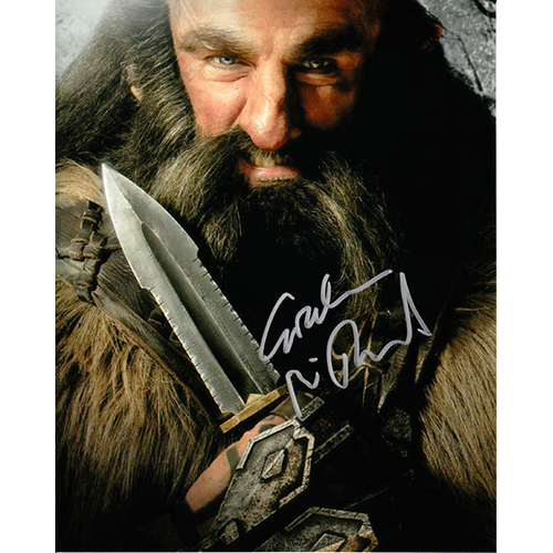 "Graham McTavish Autographed 8"" x 10"" (Hobbit)"