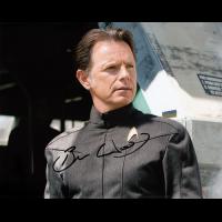 "Bruce Greenwood Autographed 8""x10"" (Star Trek)"