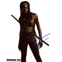 """Danai Gurira Autographed 8""""x10"""" (Michonne Standing)"""