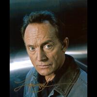 """Lance Henriksen Autographed 8""""x10"""" (Aliens 3)"""