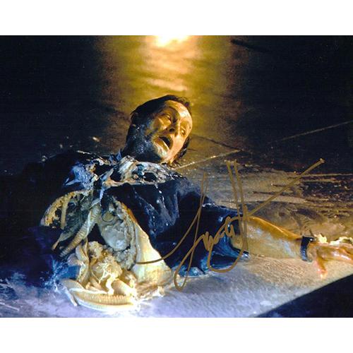 """Lance Henriksen Autographed 8""""x10"""" (Aliens 4)"""