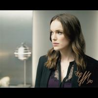 """Elizabeth Henstridge Autographed 8""""x10"""" (Agents of S.H.I.E.L.D.)"""