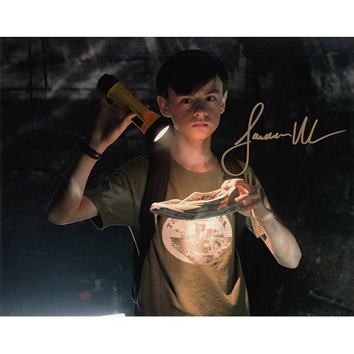 "Jaeden Martell Autographed 8""x10"" (IT)"