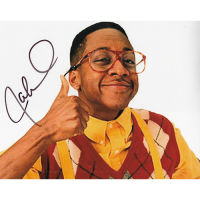 """Jaleel White Autographed 8""""x10"""" (Family Matters)"""