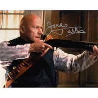 """James Tolkan Autographed 8""""x10"""" (Back to the Future)"""