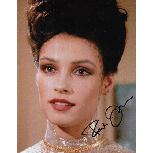 "Famke Janssen Autographed 8""x10"" (Star Trek)"